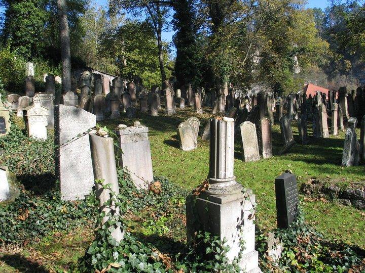 Der jüdische Friedhof im Haag in Haigerloch