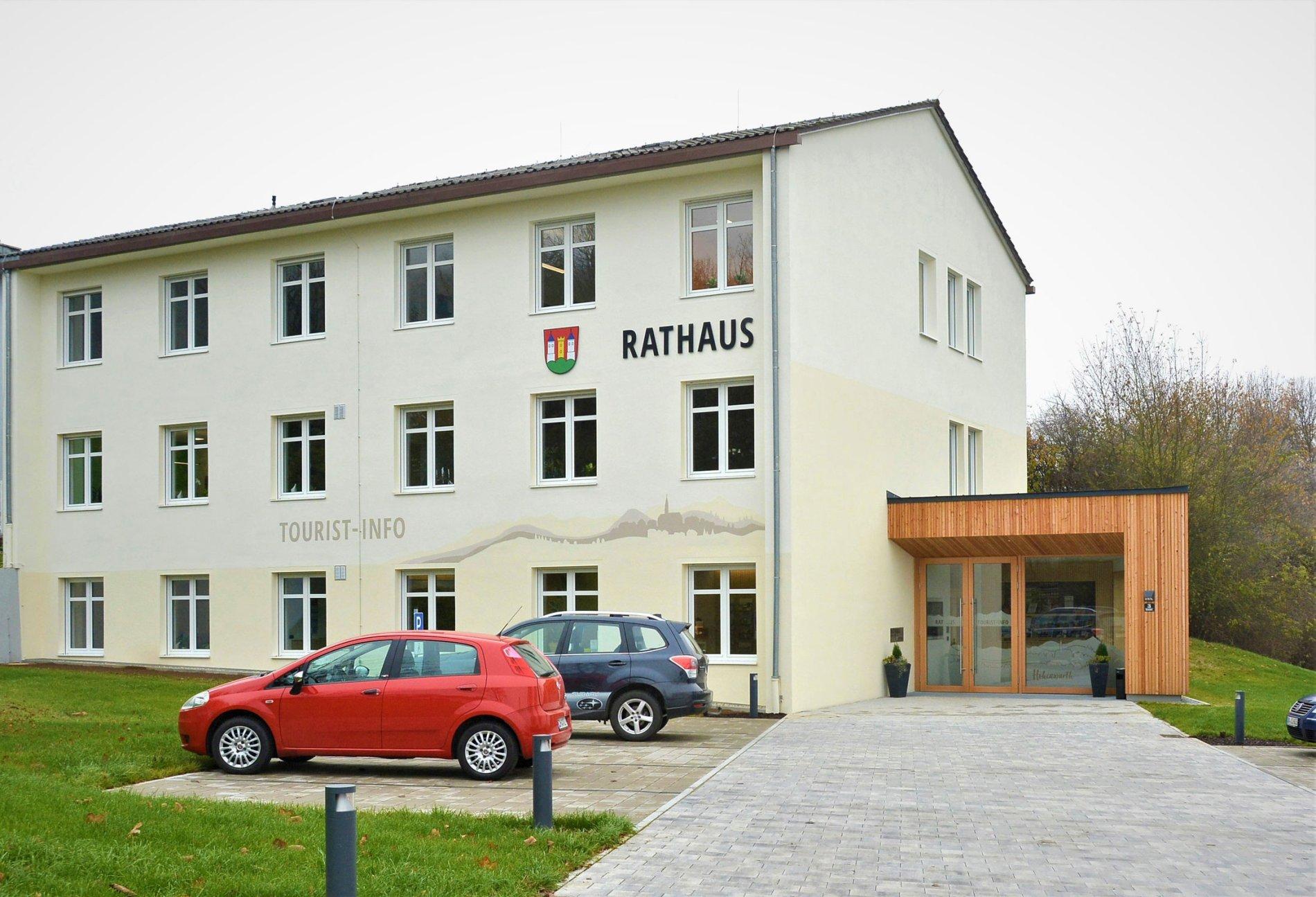 Tourist-Info in Hohenwarth
