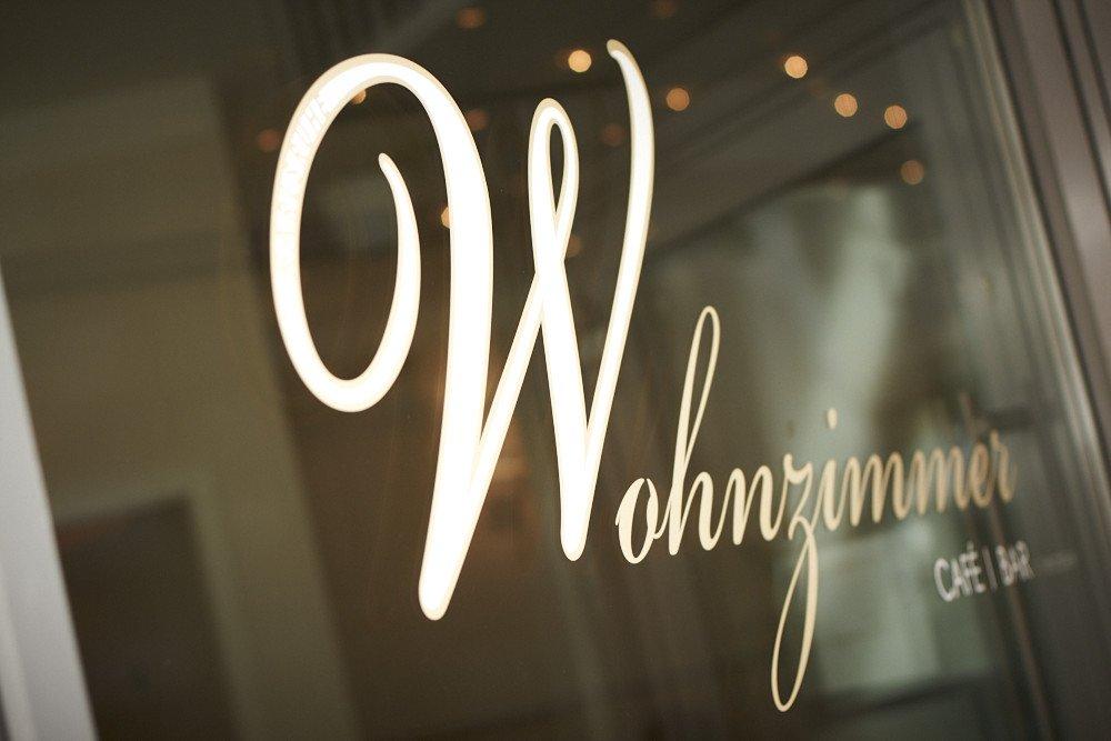 Wohnzimmer Karlsruhe Logo