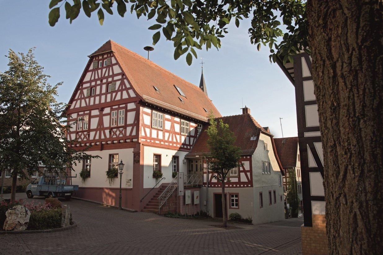 Fachwerkrathaus Reichelsheim