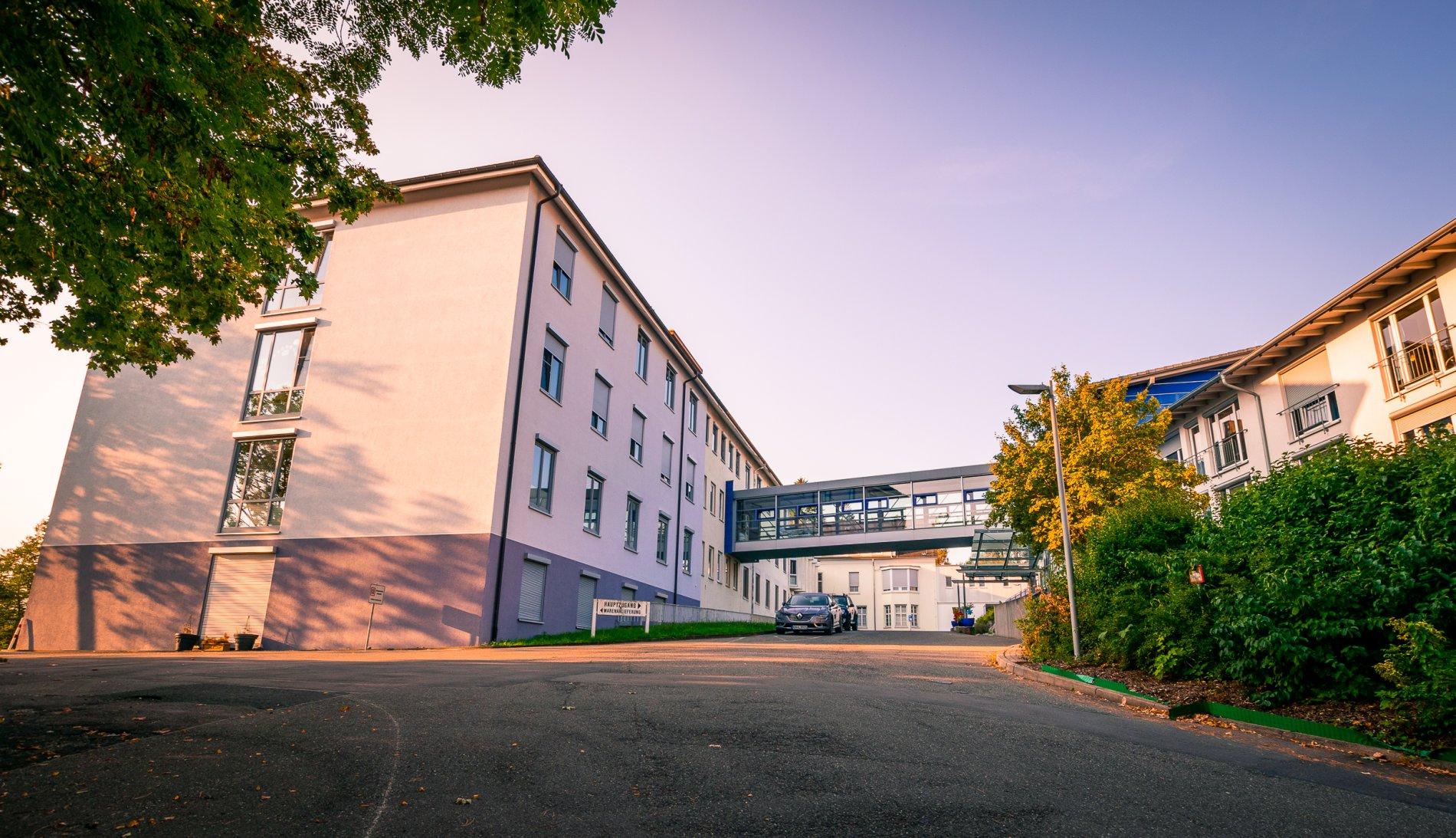 Krankenhaus Engen - Corona-Testzentrum