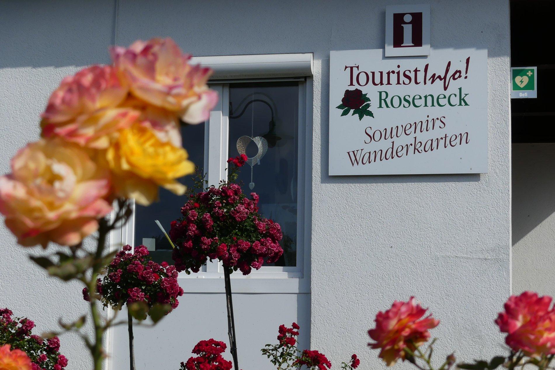 Tourist-Information am Roseneck