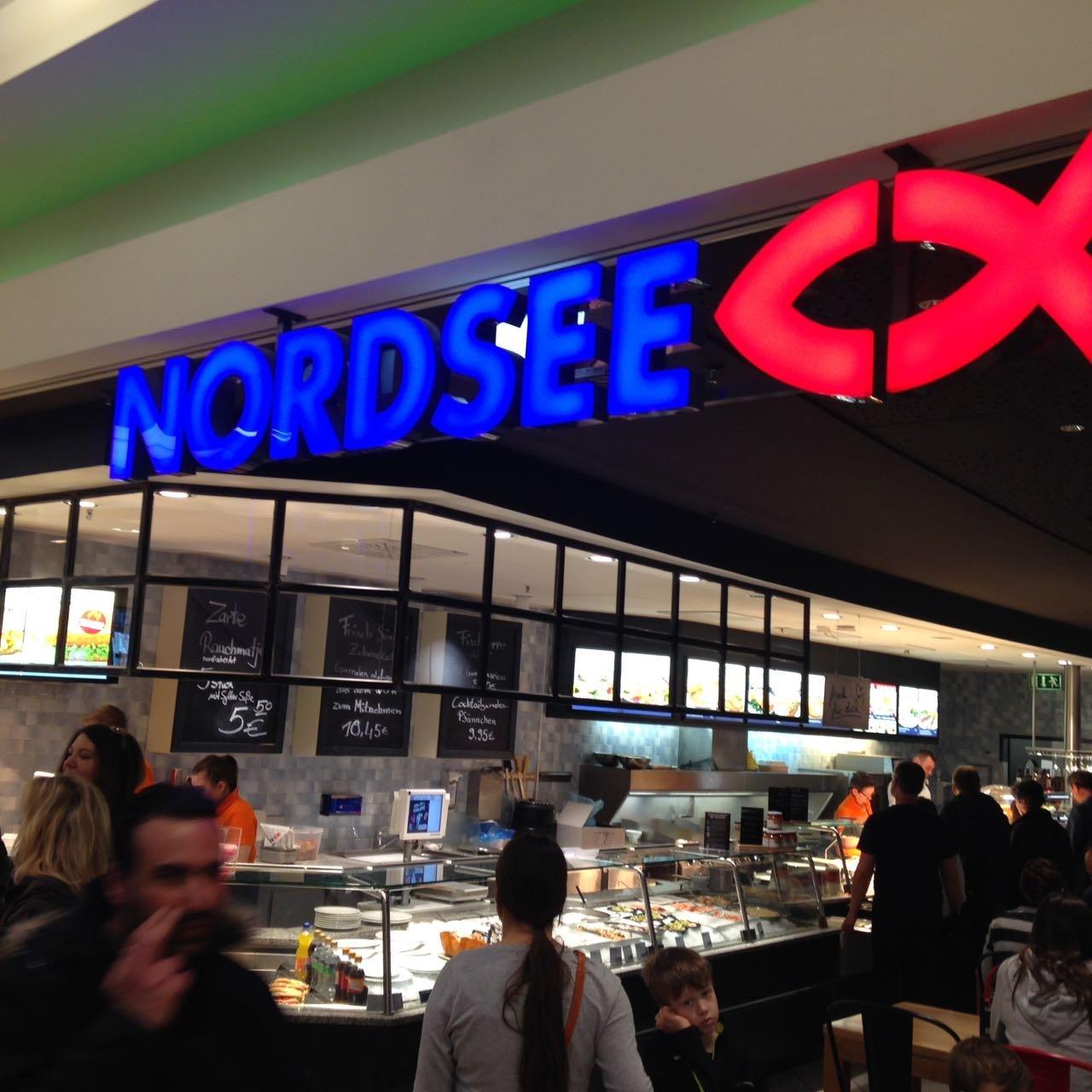 Nordsee Ettlinger Tor Center Theke