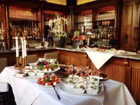 Theke Café Ludwigs