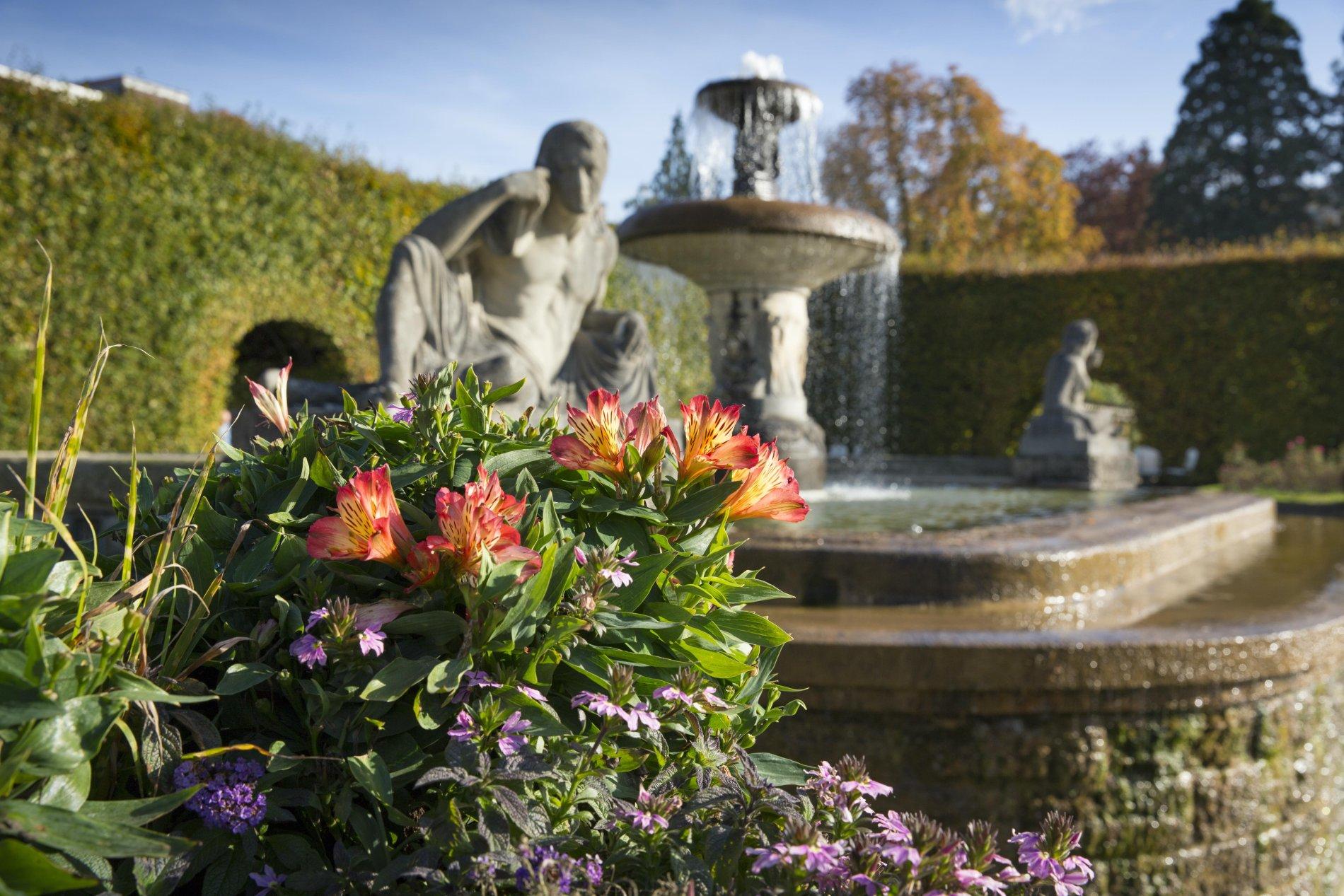 Gönneranlage Baden-Baden