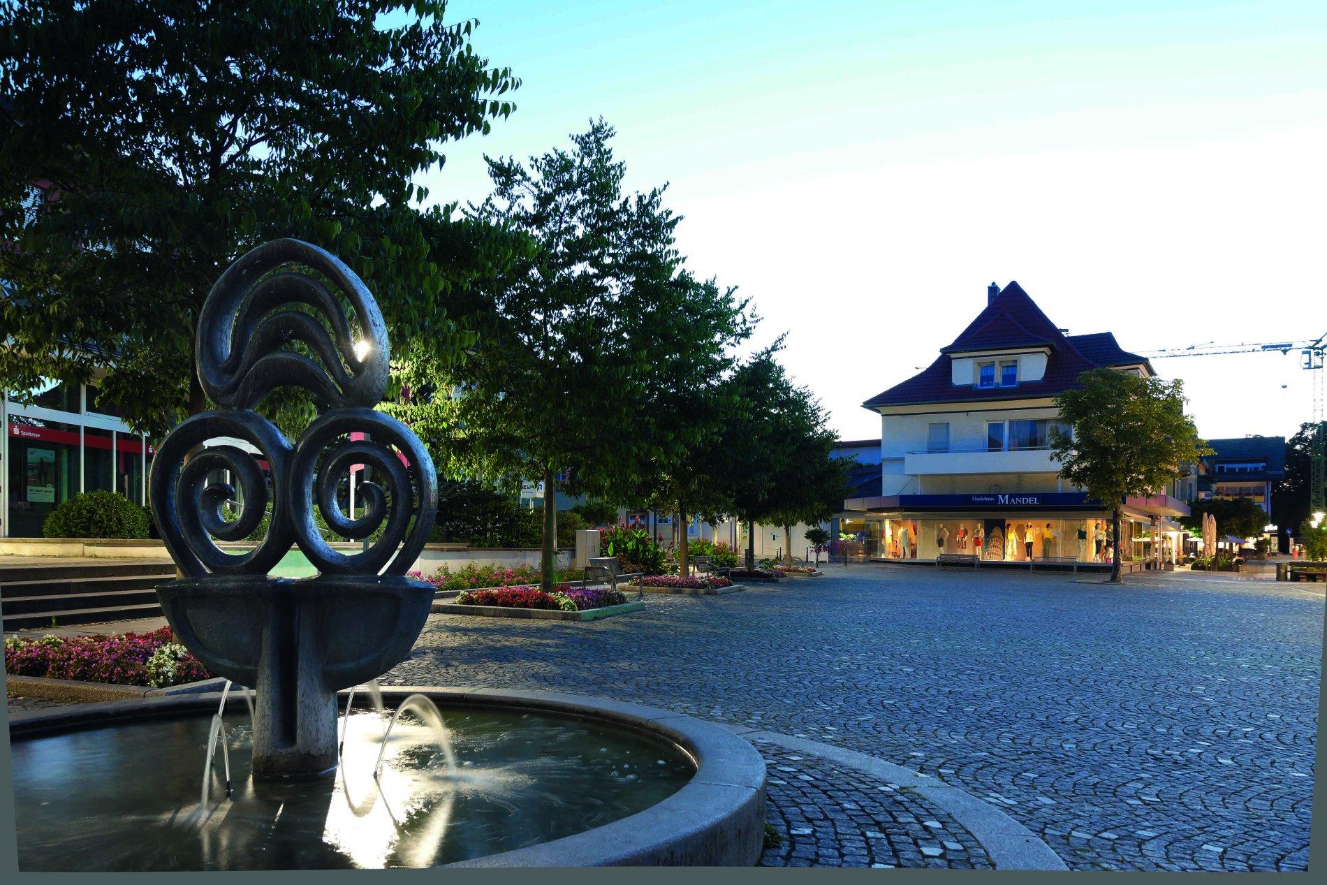 Lammplatz in Bad Krozingen