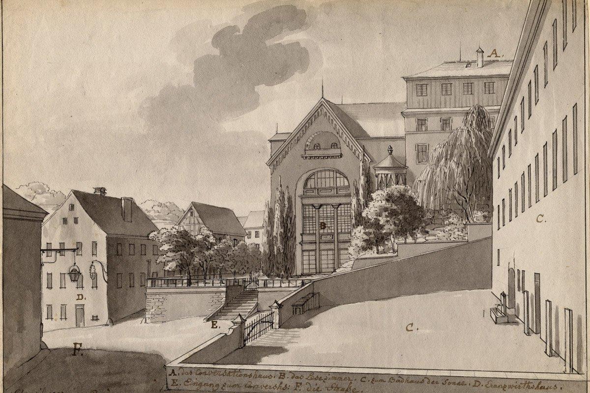 Historisches Rathaus Baden-Baden