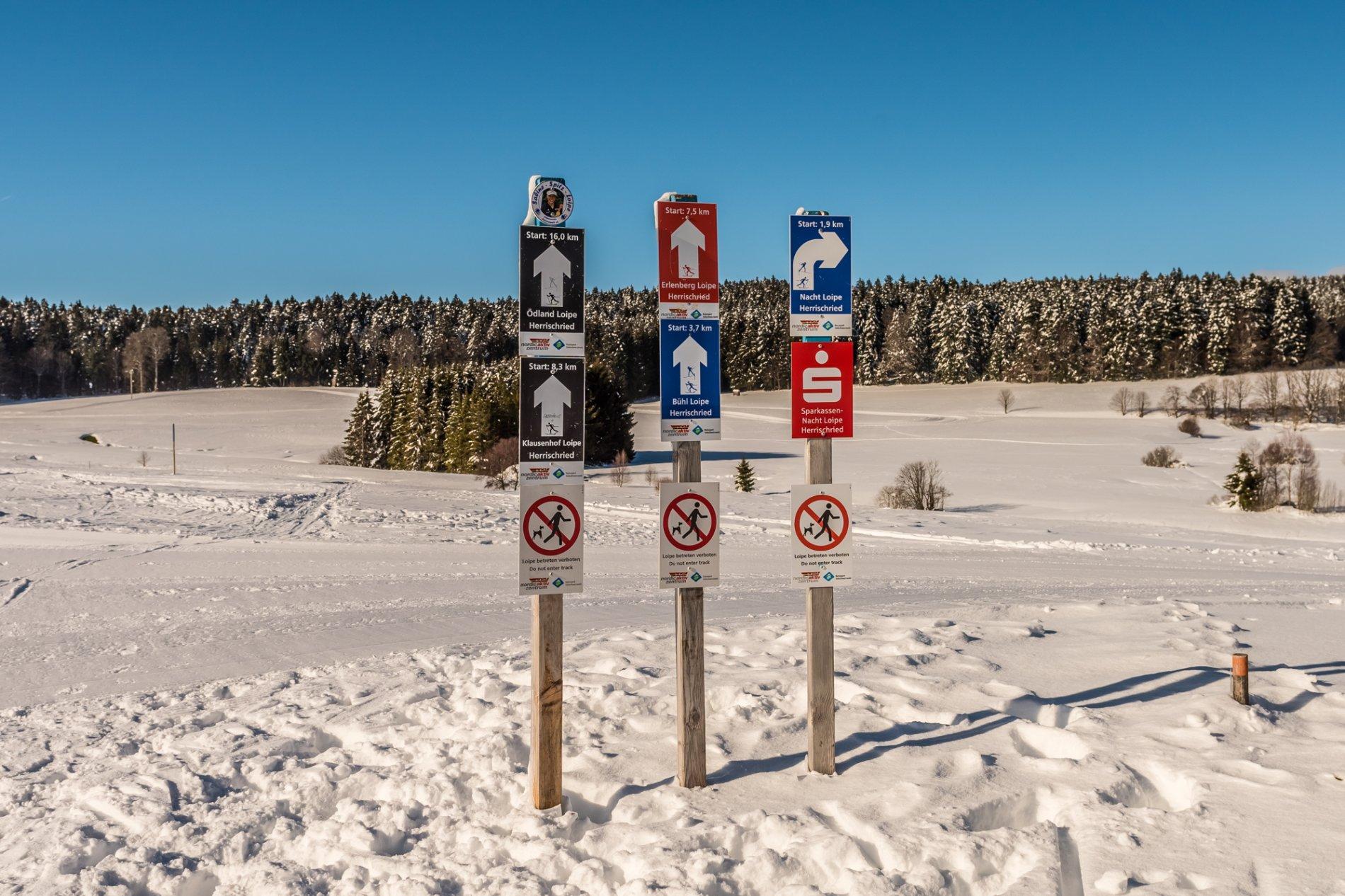Langlaufzentrum Hotzenwald