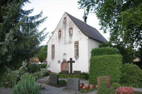 eines der ältesten Gebäude Haslachs aus dem Jahr 1602