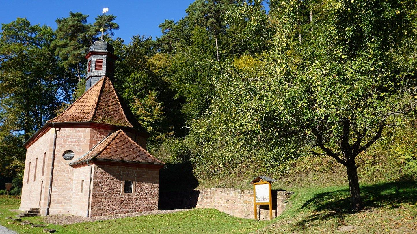 Kirchzell Kirche Breitenbach