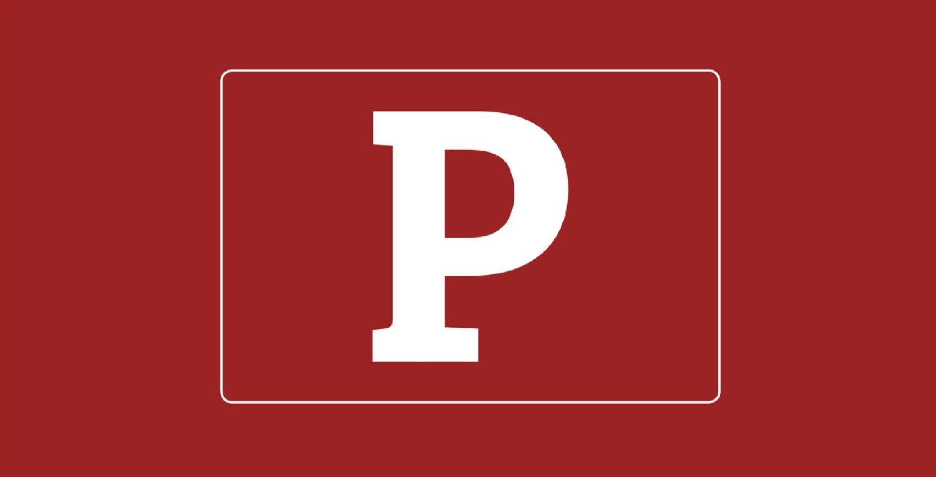 Parkplatz Symbol