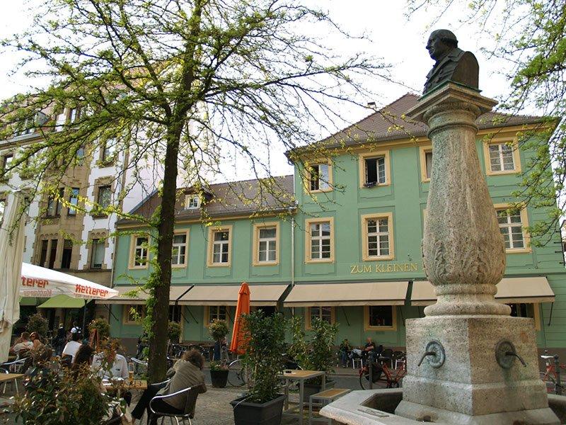 Zum kleinen Ketterer in Karlsruhe Außenansicht