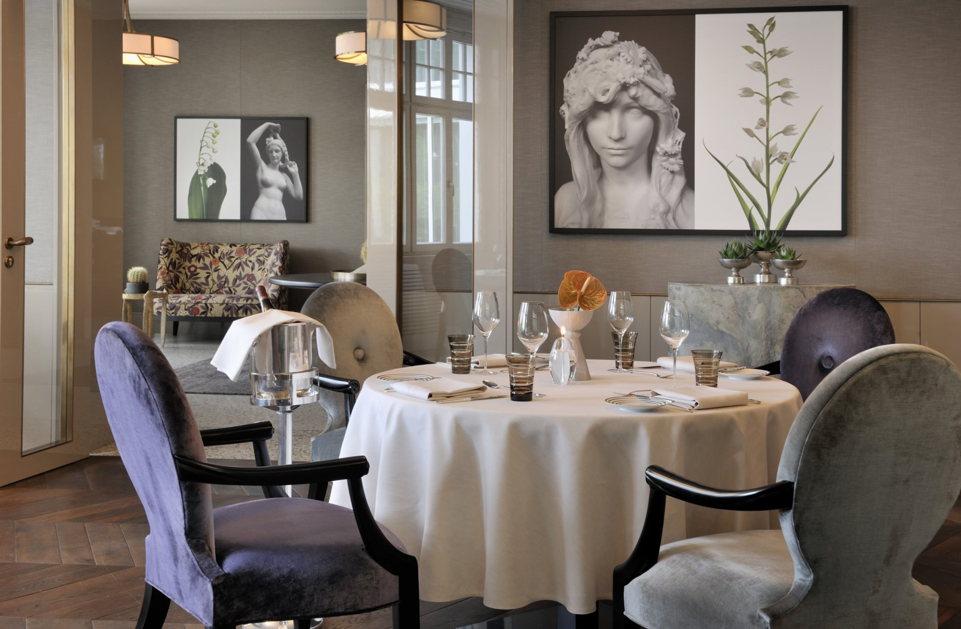 Gourmetrestaurant Ophelia