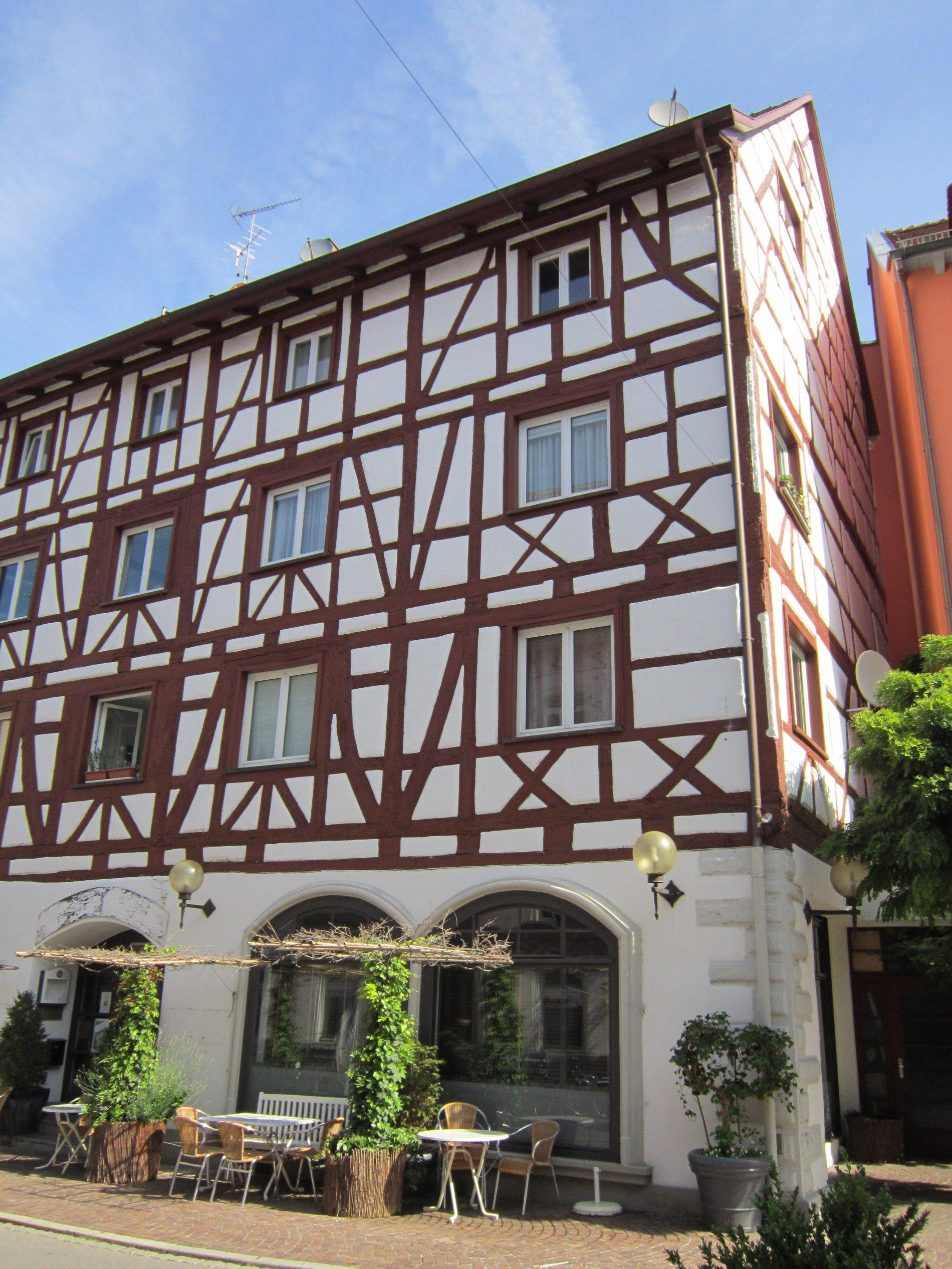 Egloffsches Haus/Münzschmiede Radolfzell