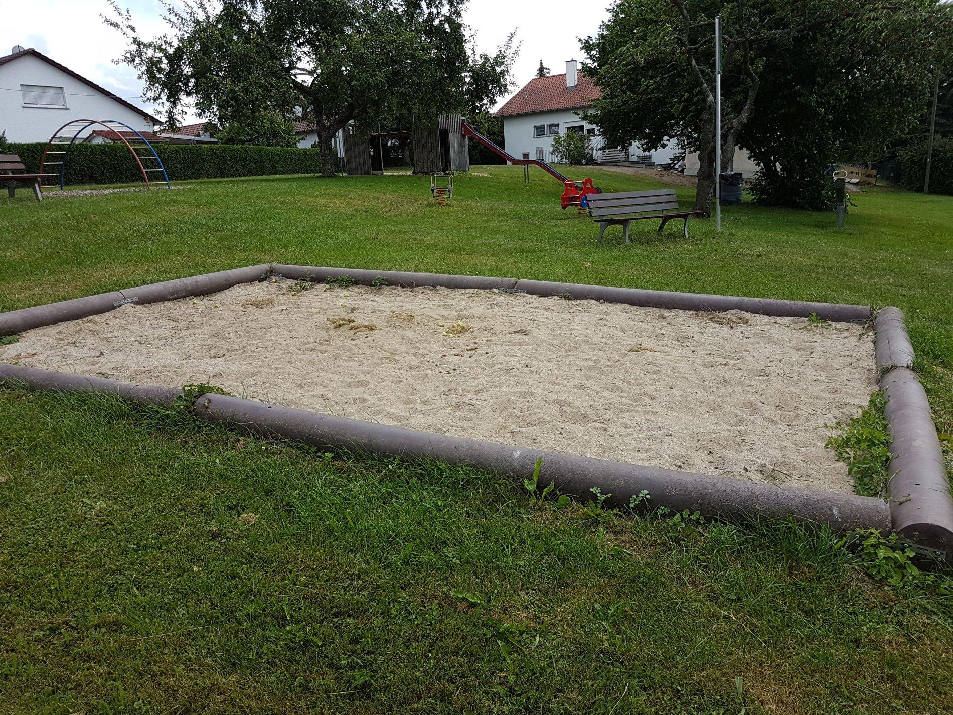 Spielplatz Albstraße Sickingen