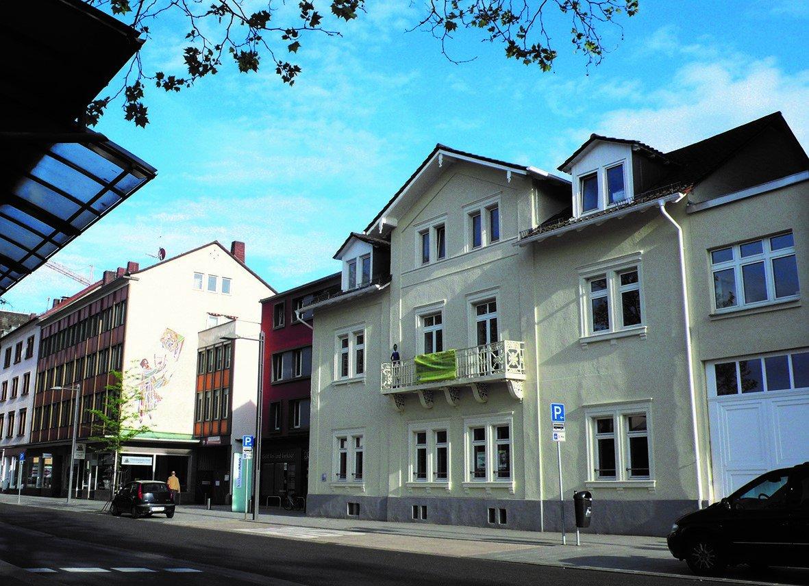 Kirchnerhaus in Aschaffenburg