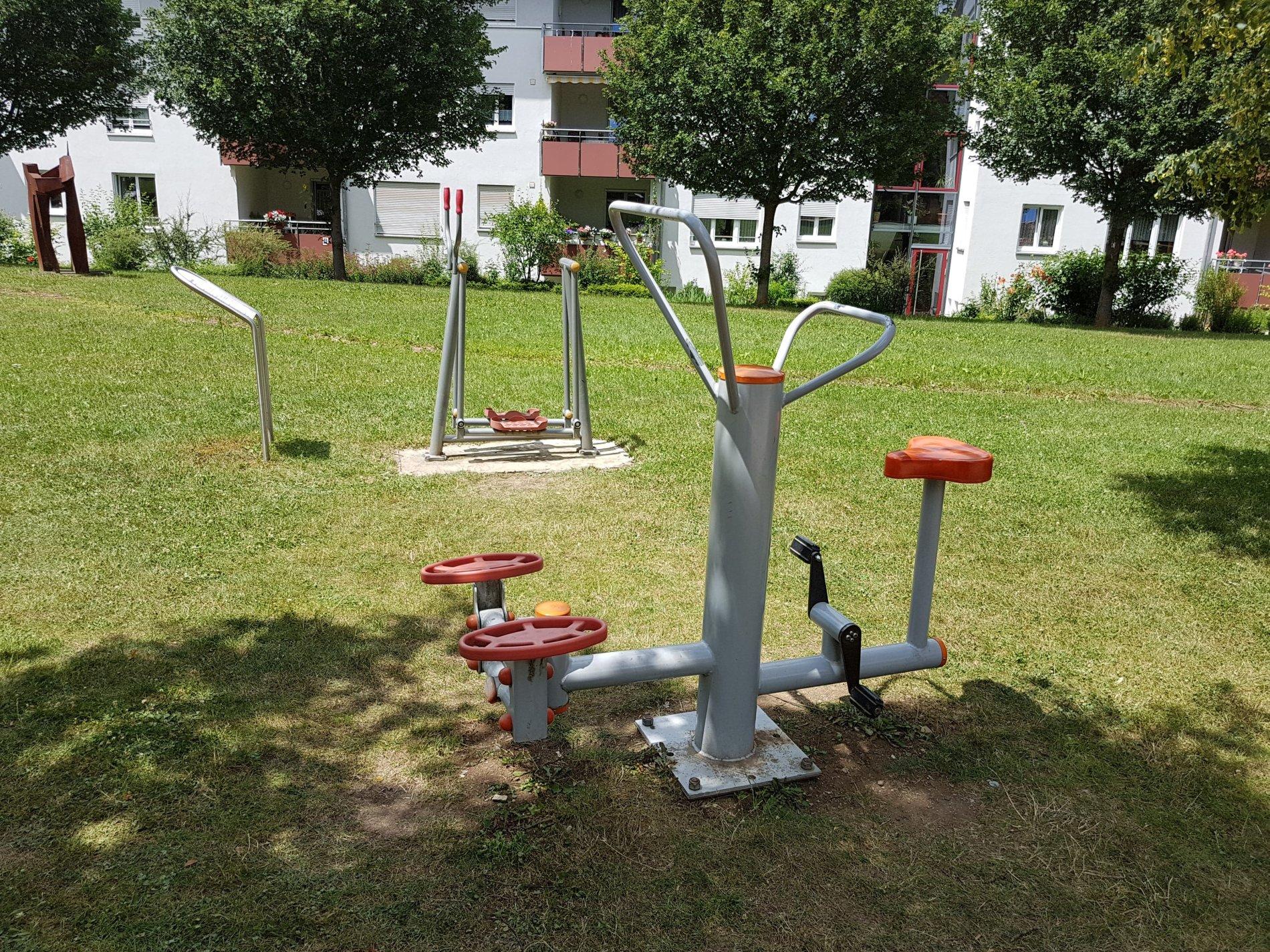 Spiel Spaß Stadtgarten Kernstadt