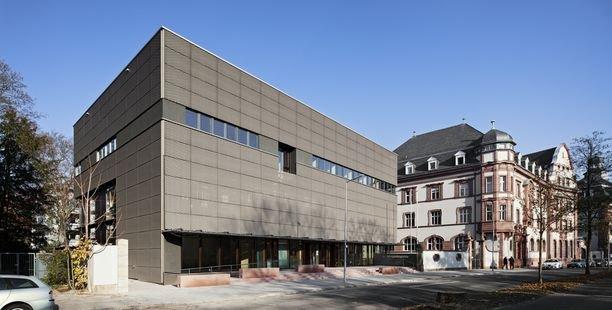 Gebäude des Generallandesarchivs Karlsruhe