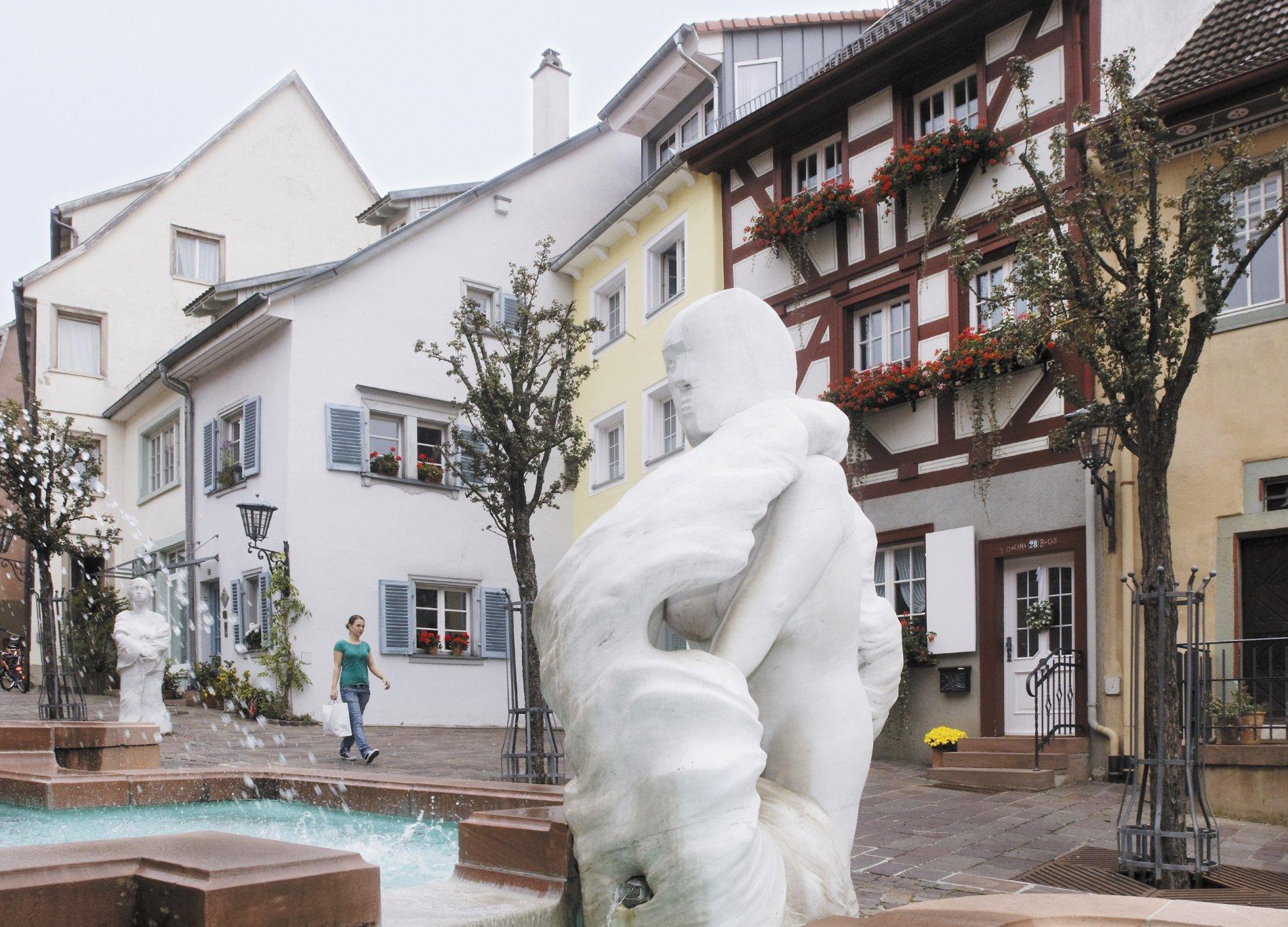 Vorstadtbrunnne