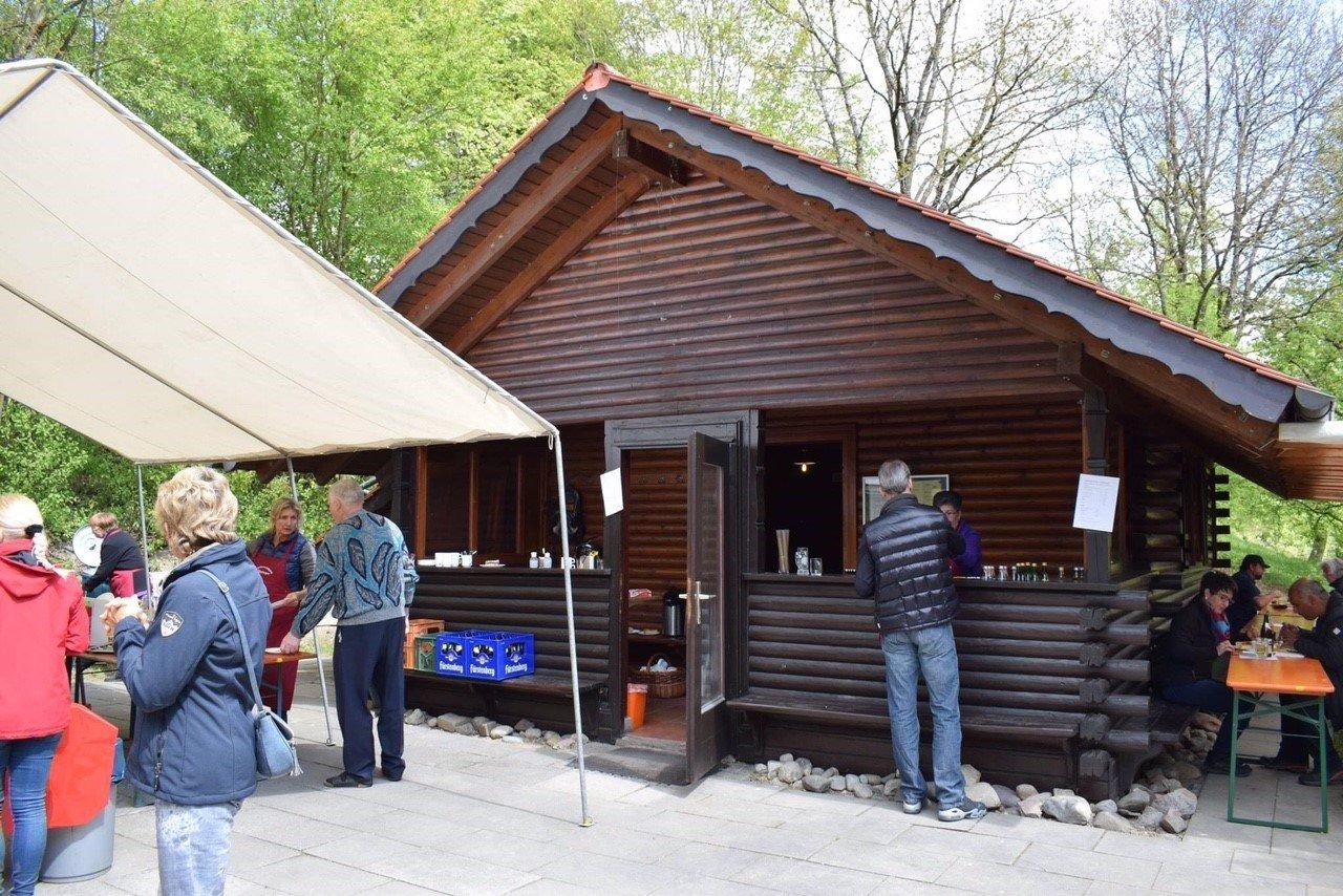 Wanderhütte Sipplingen