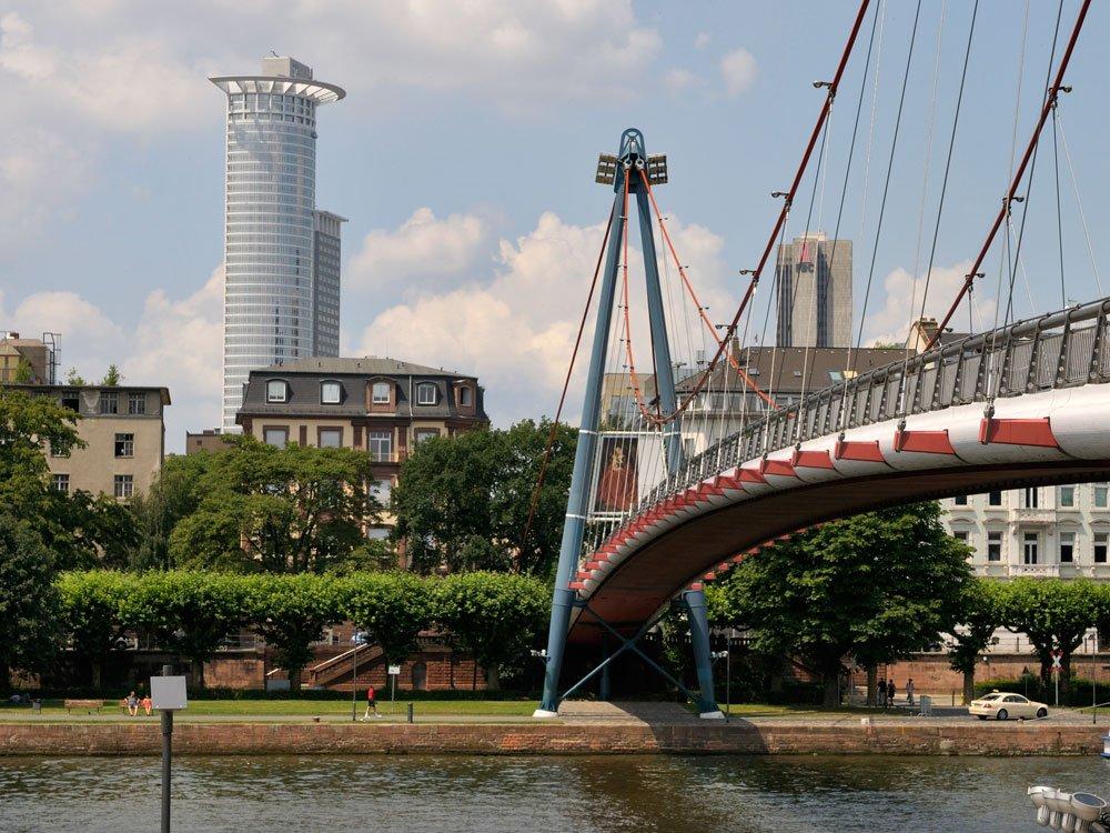 Westend-Tower der DZ Bank