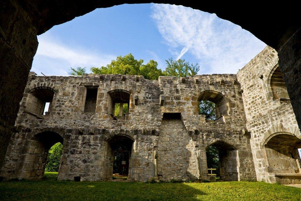 Ruine Albeck
