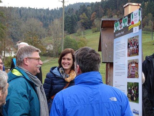 Kirnbacher Bollenhut Talwegle - Tafel 7
