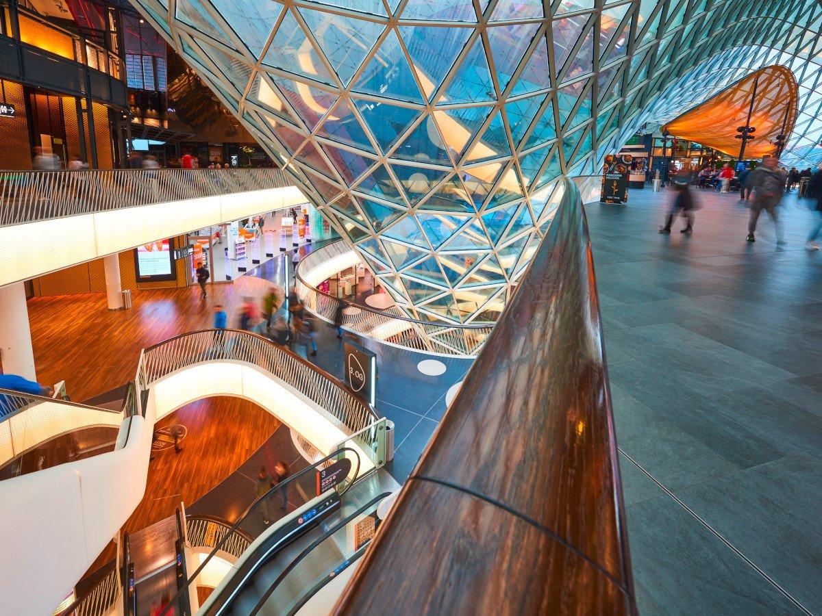 MyZeil Shopping Center Frankfurt