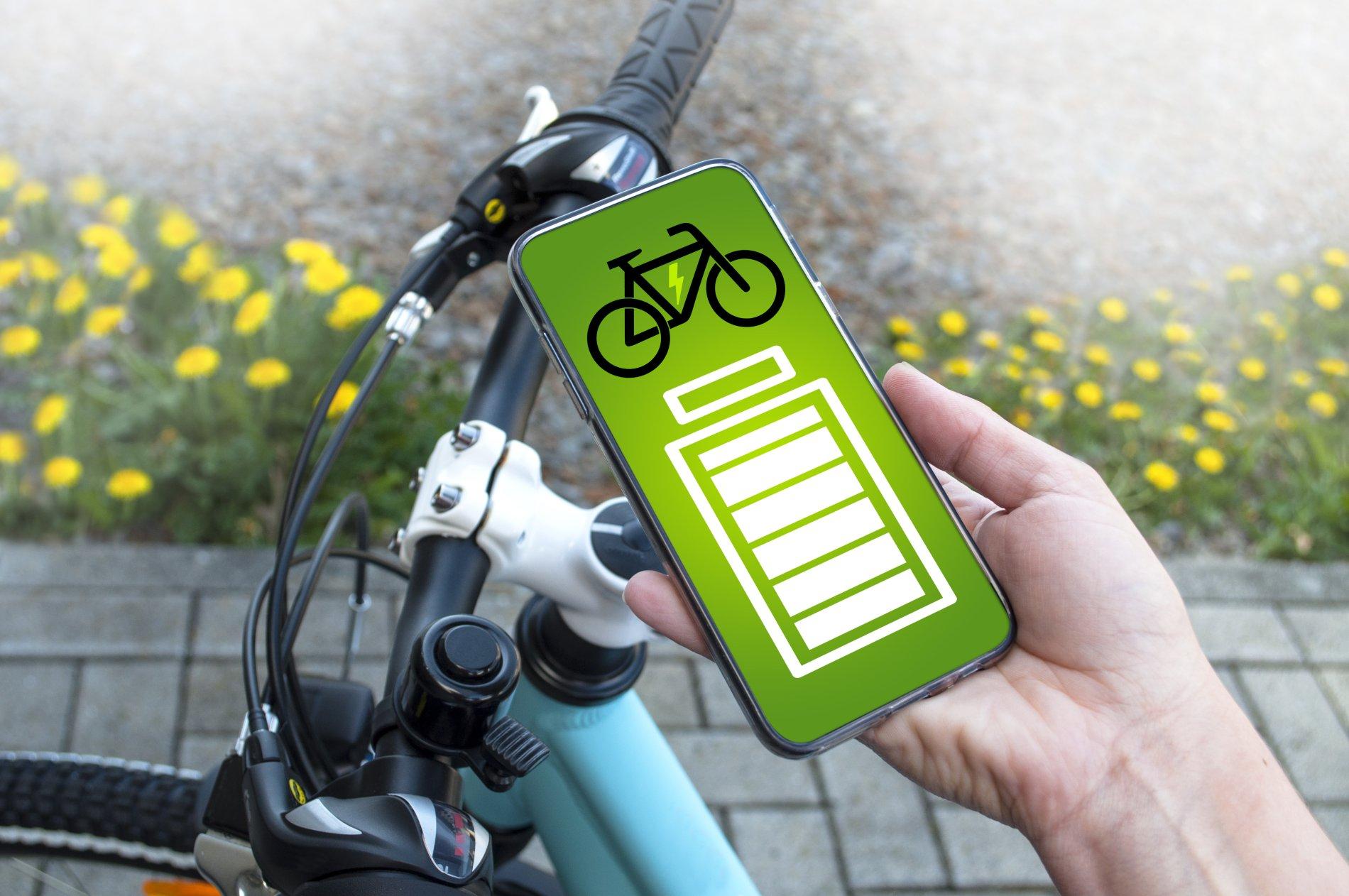 E-Bike Ladestation in Überlingen