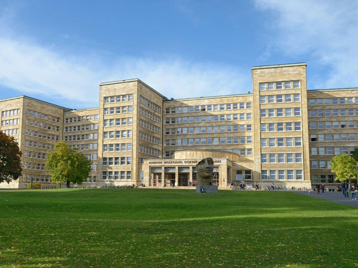 Poelzig-Bau/Campus Westend