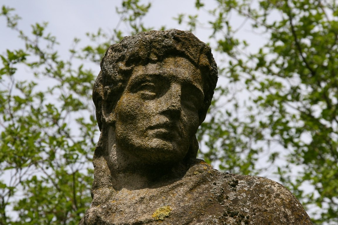 Ausoniusstatue in Neumagen