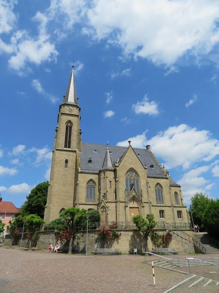 Stadtkirche Bad Rappenau