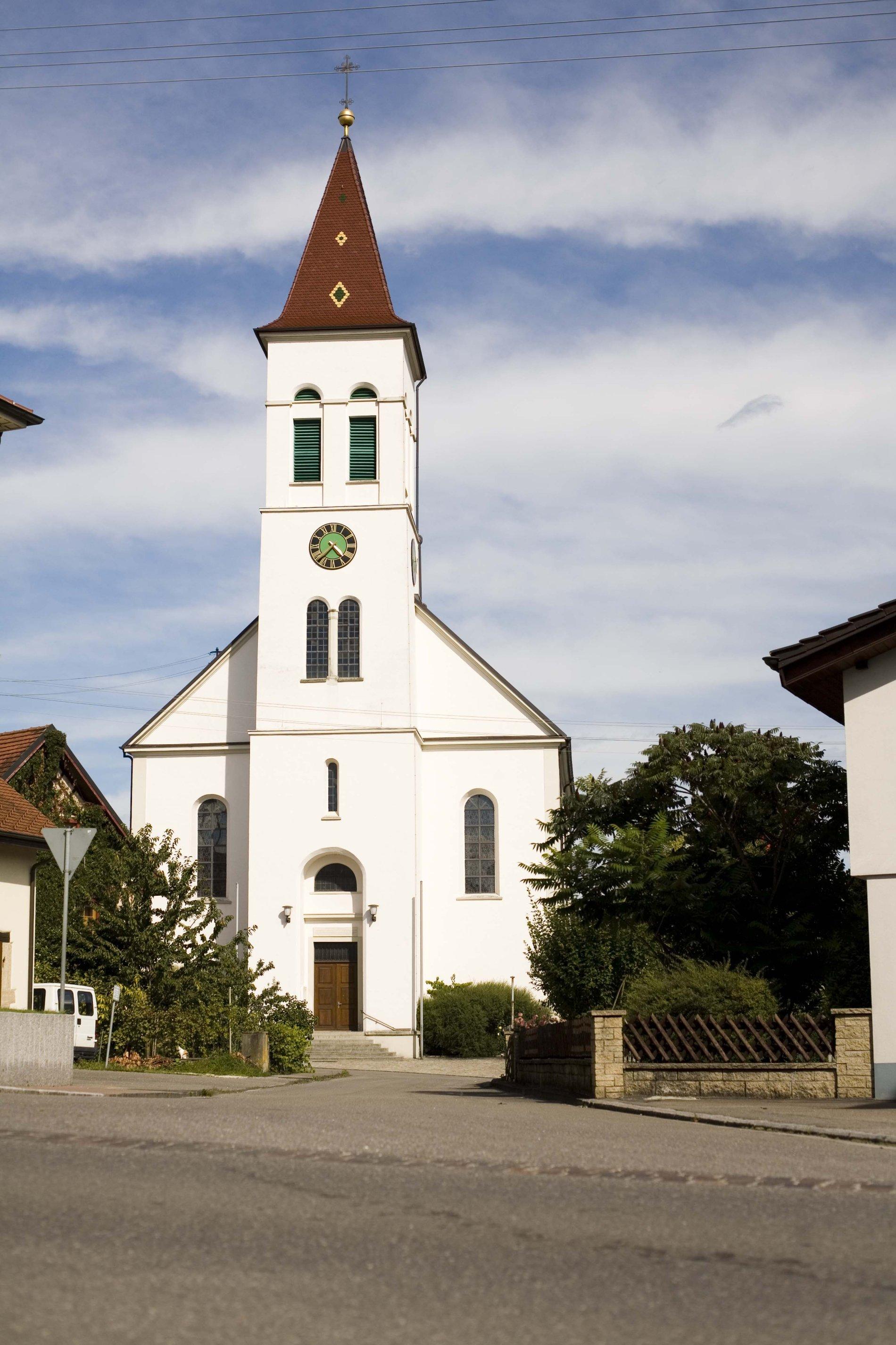 Pfarrkirche St. Mauritius Eigeltingen