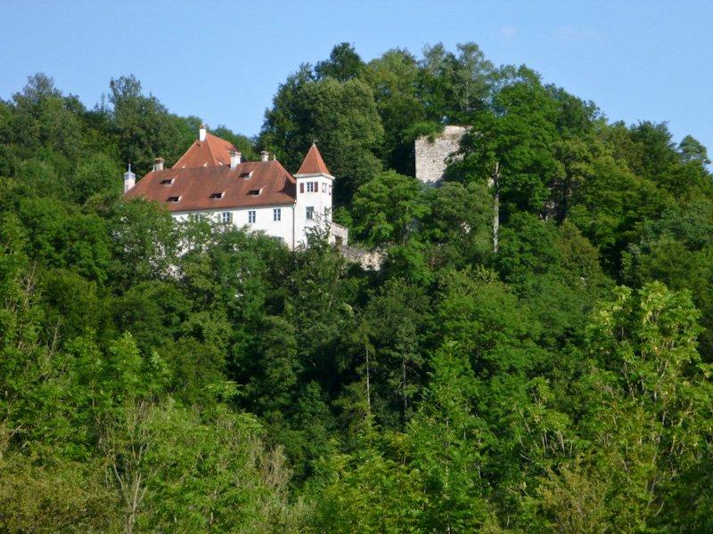Schloss Klingenstein bei Blaustein