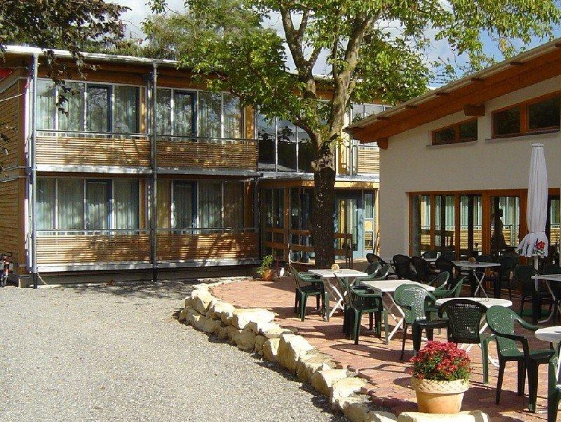 Aussenbereich Hotel Gasthaus Seehörnle