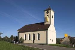 "Pfarrkirch""St. Petrus und Katharina"" Honstetten"