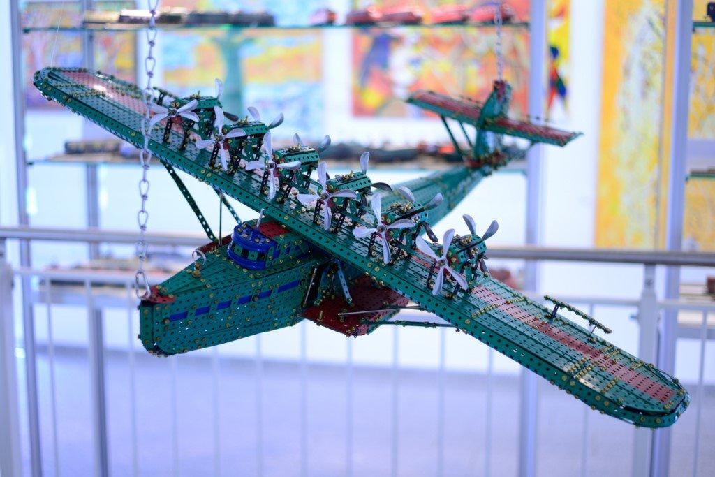 Modelflugzeug