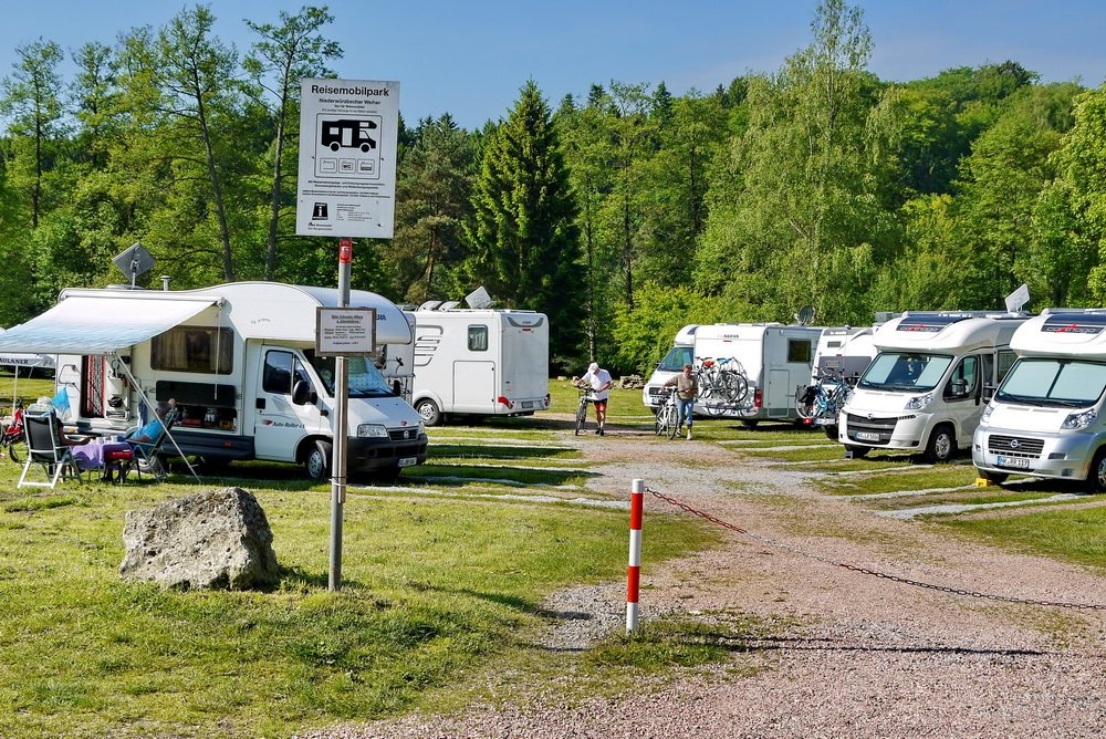 Reisemobilstellplatz Niederwürzbach