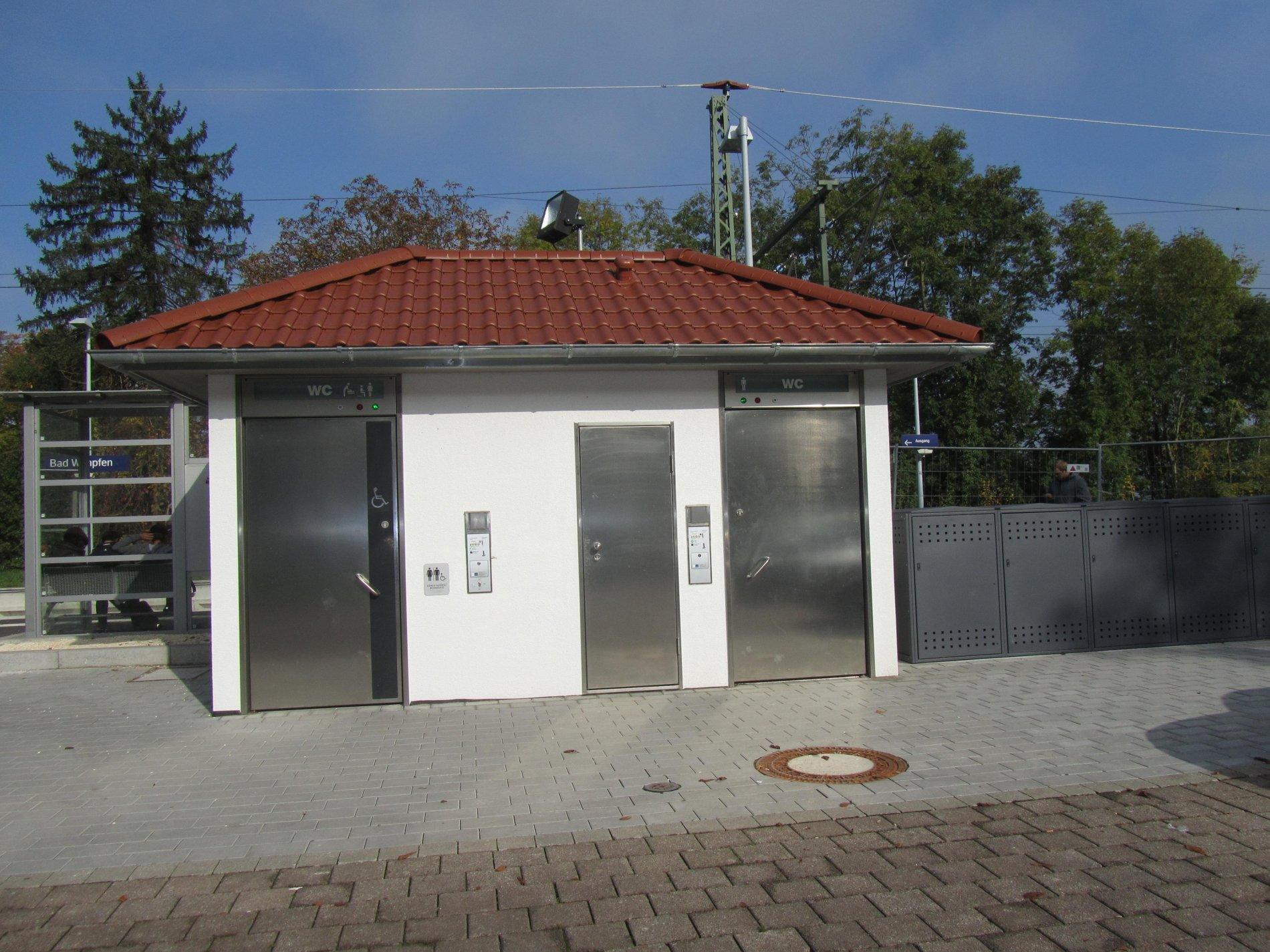 E-Bike-Ladestation Bahnhof Bad Wimpfen   HeilbronnerLand