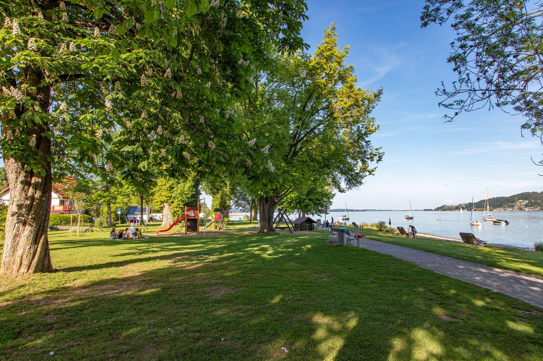 Spielplatz Uferanlage Gaienhofen