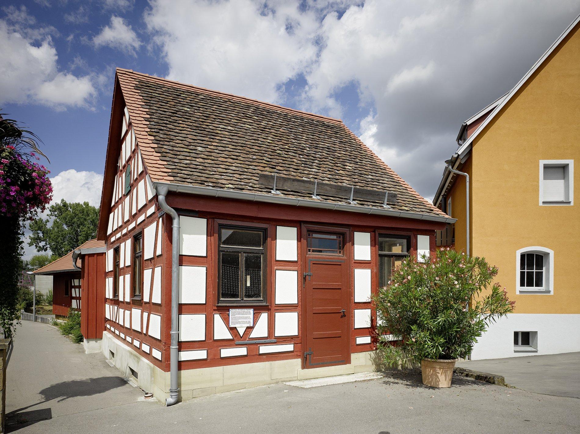 "Touristinfo ""Alte Kegelbahn"" Neuenstadt"