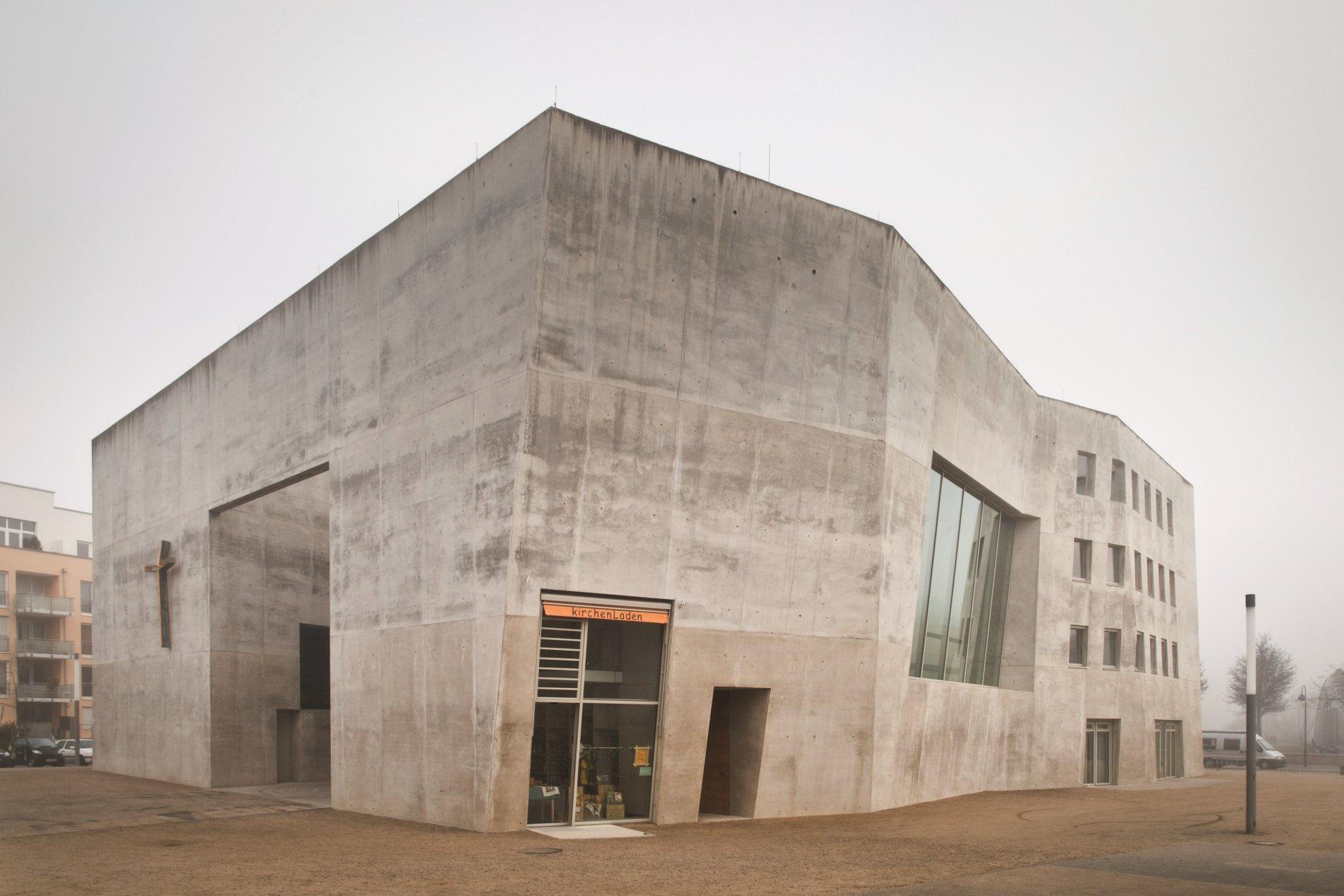 Ökumenisches Zentrum Rieselfeld