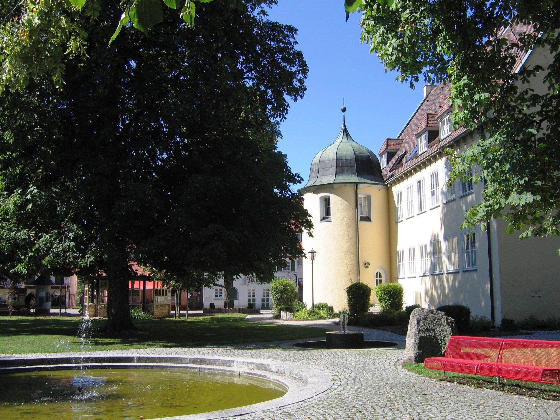 Winterlinger Rathauspark