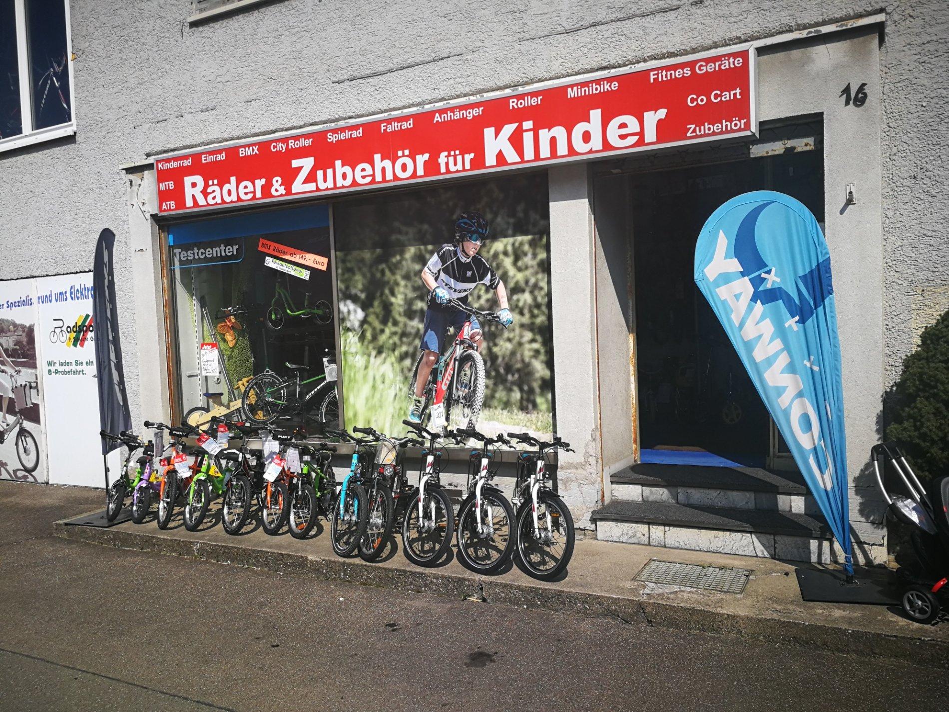 Radsport Schlecht Schaufenster
