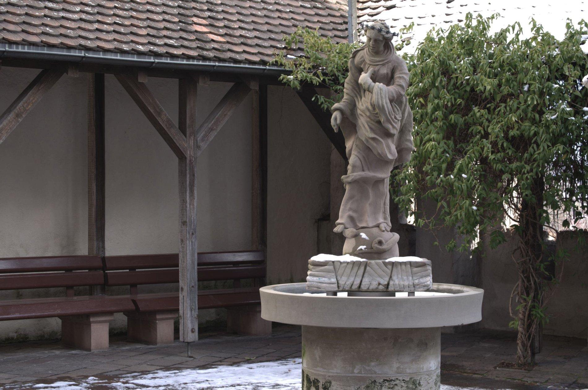 Marienbrunnen Engen