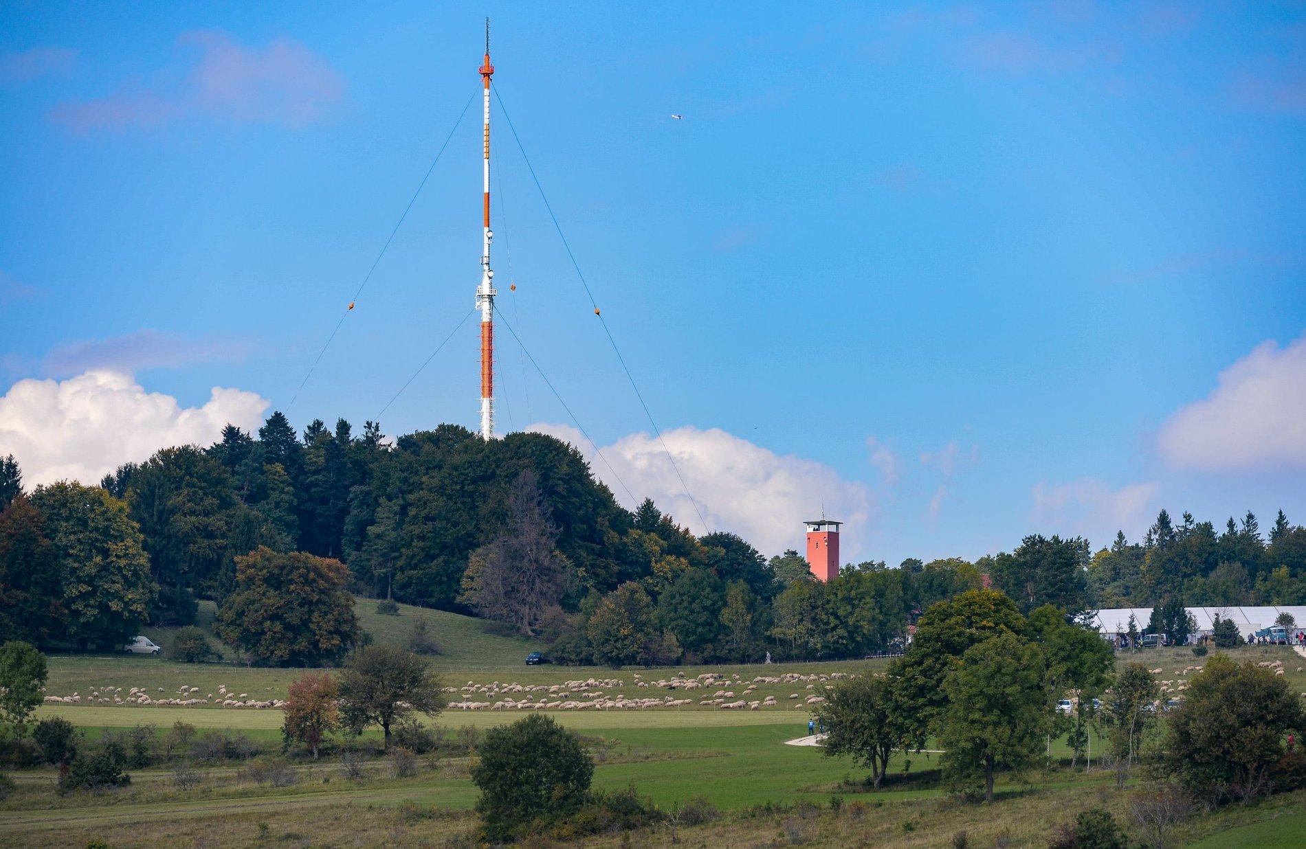 Wanderparadies Raichberg in Albstadt-Onstmettingen