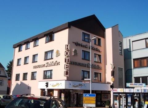 Hotel Klein in der Innenstadt in Bexbach