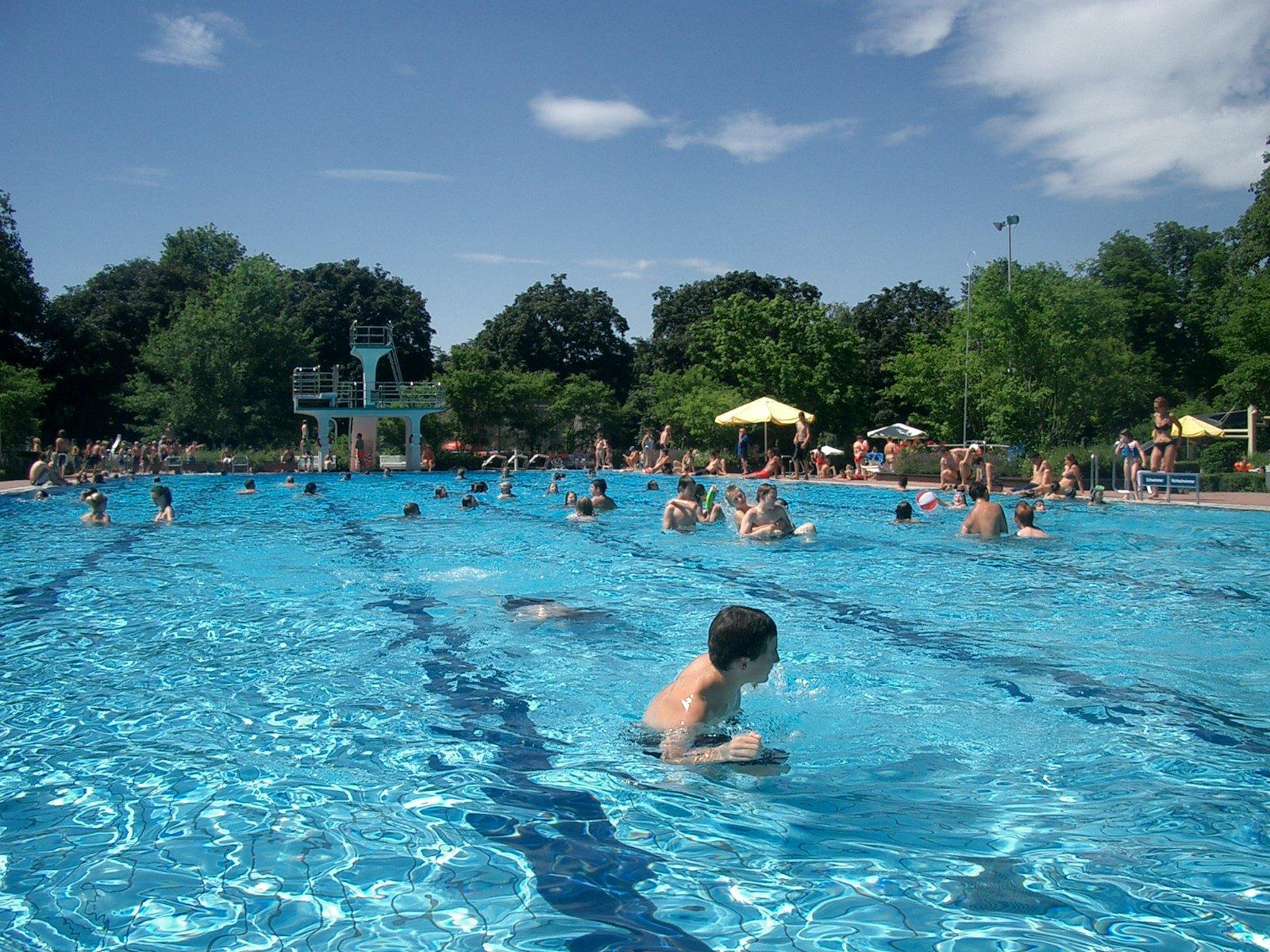 Freibad, Schwimmbad Emmendingen