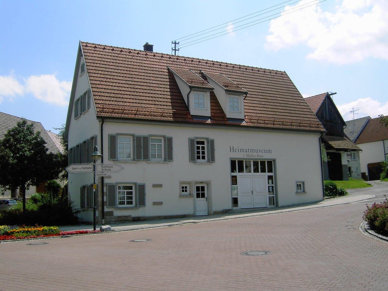 Heimatmuseum Rangendingen