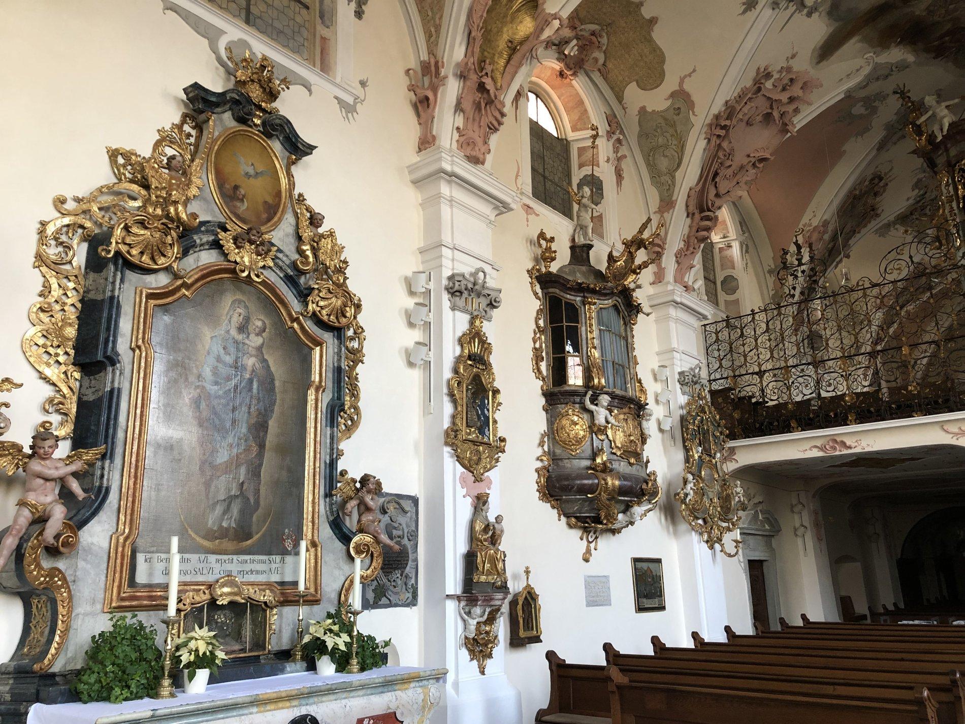 Klosterkirche St. Bernhard